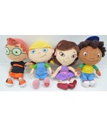Disney Little Einstein June Leo Quincy Annie Ta... - $247.49