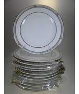 Royal Worcester Mondrian Bread & Butter Plates Set of 12 - $52.42