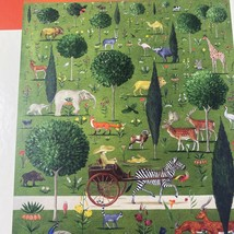 Pomegranate Rebecca Campbell Die Menagerie 500 Teile Puzzle Komplett - $15.53