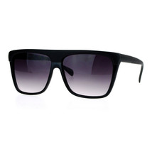 Unisex Fashion Sunglasses Classic Square Flat Matted Top Frame UV 400 - $8.95