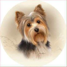 Yorkshire Terrier Accent Magnet - $9.95