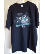 T-Shirt 2011 Vancouver Canucks NHL Stanley Playoffs Road to the Cup Mens XL - $29.99