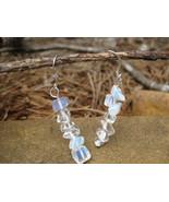 Haunted Aura Cleanse Earrings positive fresh st... - $0.00