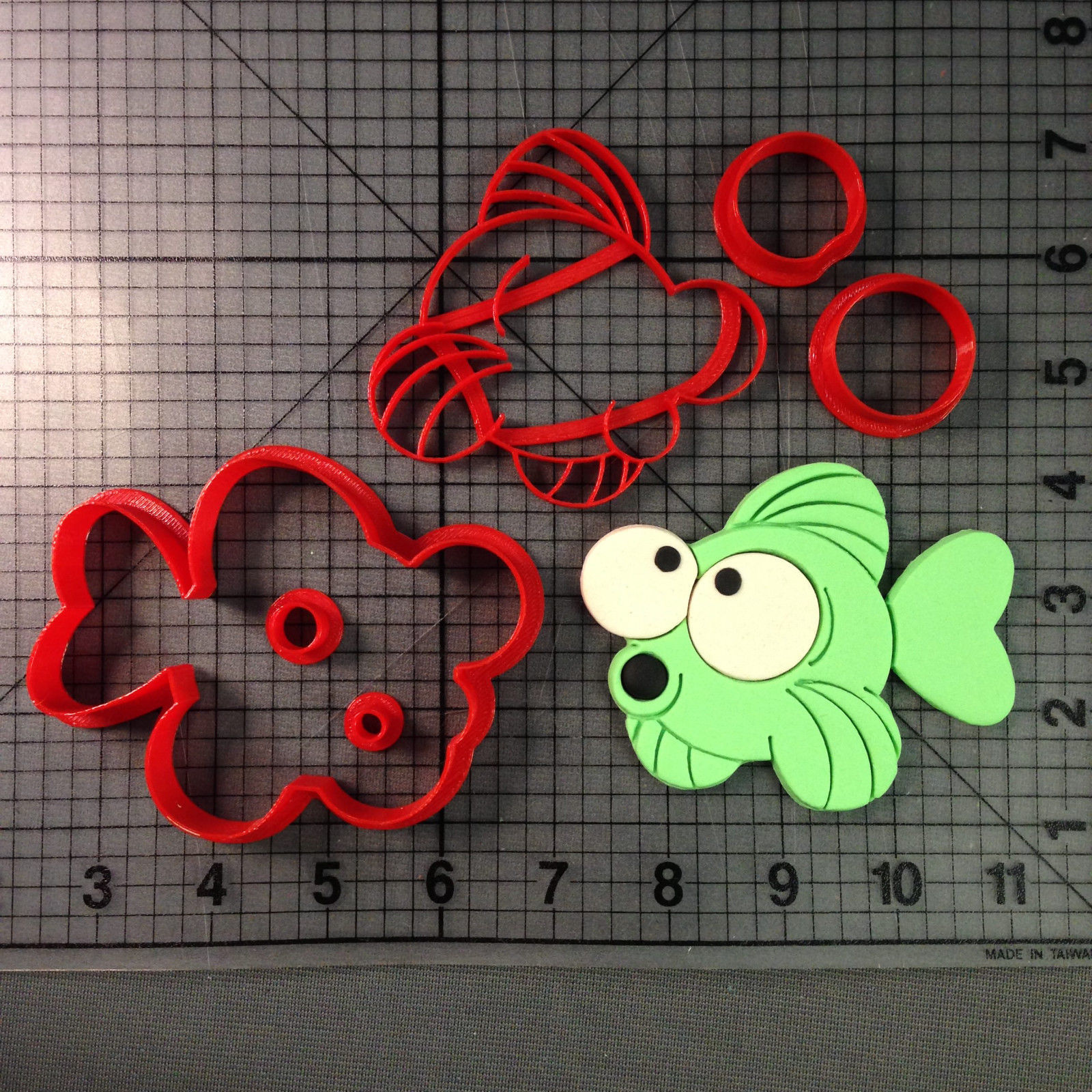 Fish 101 Cookie Cutter Set - $5.00 - $8.00