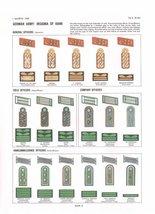 Vinteja charts of - MI German Army WWII - A3 Poster Print - $22.99