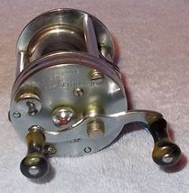 Vintage Shakespeare Criteron 1960 Model GF Fishing Reel USA Line Level - $24.95