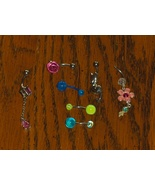 Belly Button Rings - $19.97