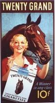 Vinteja Exhibit Poster of - Tobacco - Vintage - Advertising - 31 - A3 Poster ... - $22.99