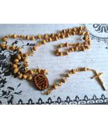 Vintage Jewelry, Catholic Rosary and Bracelet, ... - $47.50