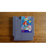 The Little Mermaid (NES) - $25.00