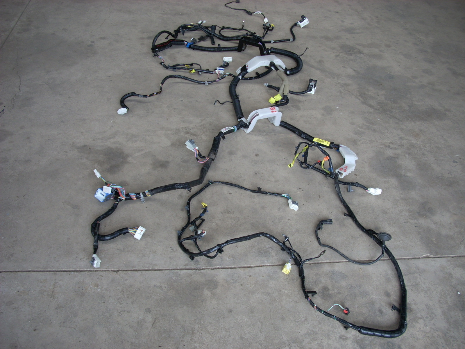Body wiring harness 1