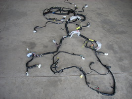 2012 MAZDA REAR BODY WIRING HARNESS FROM DASH TO TAIL BHA3-67-0S0C image 1
