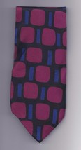"Perry Ellis 100% silk Tie 58"" long 3 1/2"" wide #3 - $9.50"