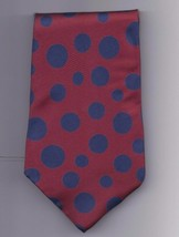 "Perry Ellis 100% silk Tie 58"" long 3 1/2"" wide #2 - $9.50"