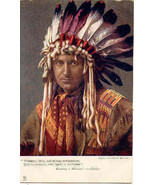 Song of Hiawatha Tuck and Son Vintage Oilette Post Card  - $15.00