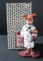Department 56 Sarah Kate and Andy All Through The House Figure with box 9305-0-A - $7.99