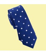 Navy Blue White Polka Dots Groomsmen Groom Wedd... - $20.00