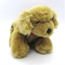 "BABW Small Dog with Red Bandanna Plush Stuffed Animal Build A Bear 4"" tall - $9.89"