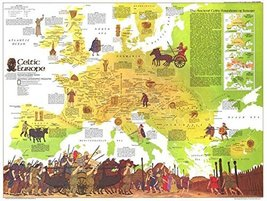 Reproduction of a poster presenting - Europe - Celtic (1977) - A3 Poster Prin... - $22.99