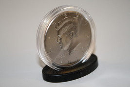 100 Single Coin DISPLAY STANDS for Half Dollar or Quarter Capsules - NEW... - $29.95