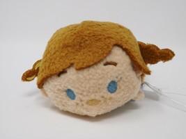 Disney Tsum Tsum Mini Soft Plush Stuffed - New - Frozen Anna - $6.99