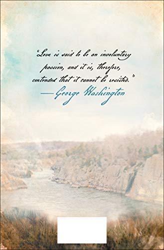Dear George, Dear Mary: A Novel of George Washingtons First Love (Hardcover)
