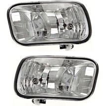Fits 09-12 Ram 1500 Pickup; 10-16 Ram 2500 3500 Pickup Left & Right Fog ... - $69.95