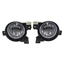 Fits 02-05 Mercury Mountaineer Left & Right Fog Light Assemblies - Set - $97.95