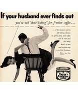 Vinteja Exhibit Poster of - Sexist - Advertising - Chase - And - Sanborn... - $19.79