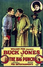 Reproduction of a poster presenting - Big Punch, The 1925 - A3 Poster Prints ... - $22.99