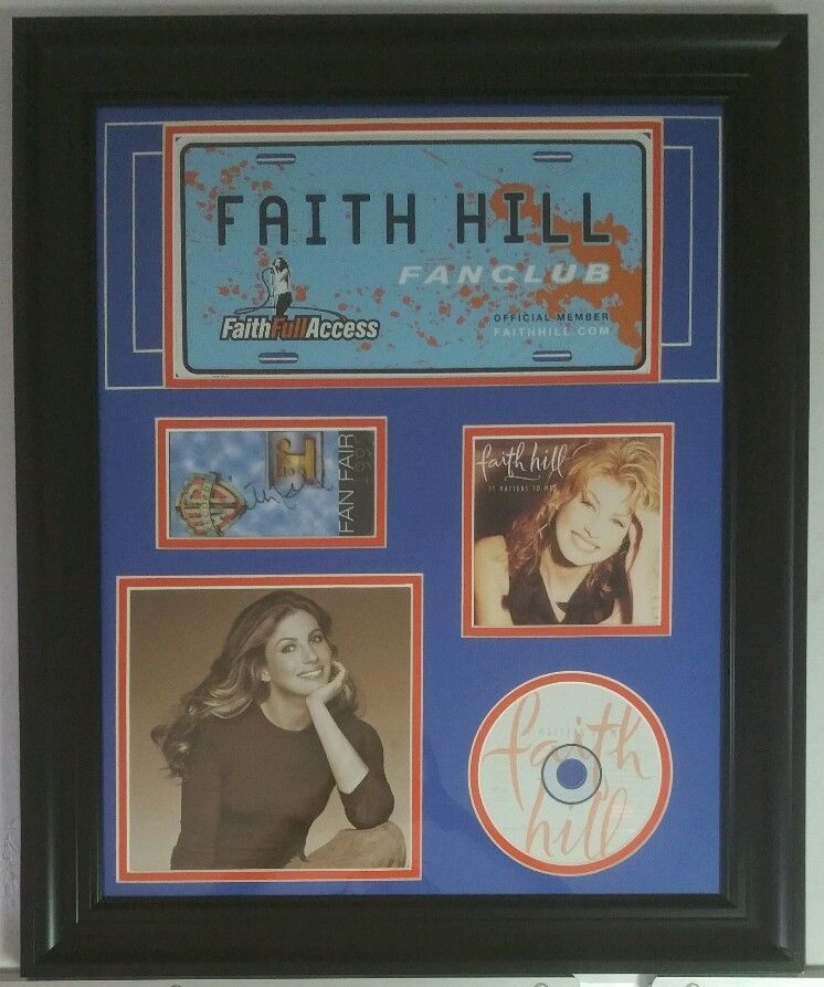 Faith Hill Country Singer Signed Autographed 8x10 Photo Reprint