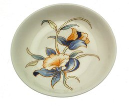 Aynsley small dish - pattern is Just Orchids - design JO2 - $18.52
