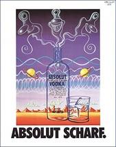Vinteja Exhibit Poster of - Absolut 057 Absolutscharf - A3 Poster Print - $22.99