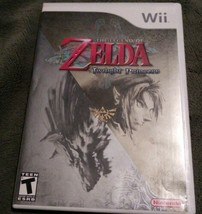 The Legend of Zelda: Twilight Princess (Wii, 2006) - $7.92