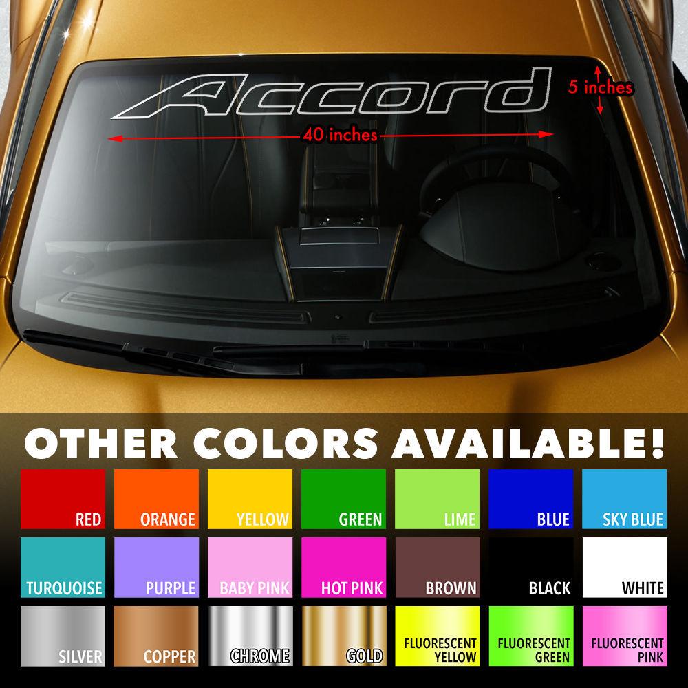 "JUST SEND IT Windshield Banner Long Lasting Vinyl Premium Decal Sticker 40/"""