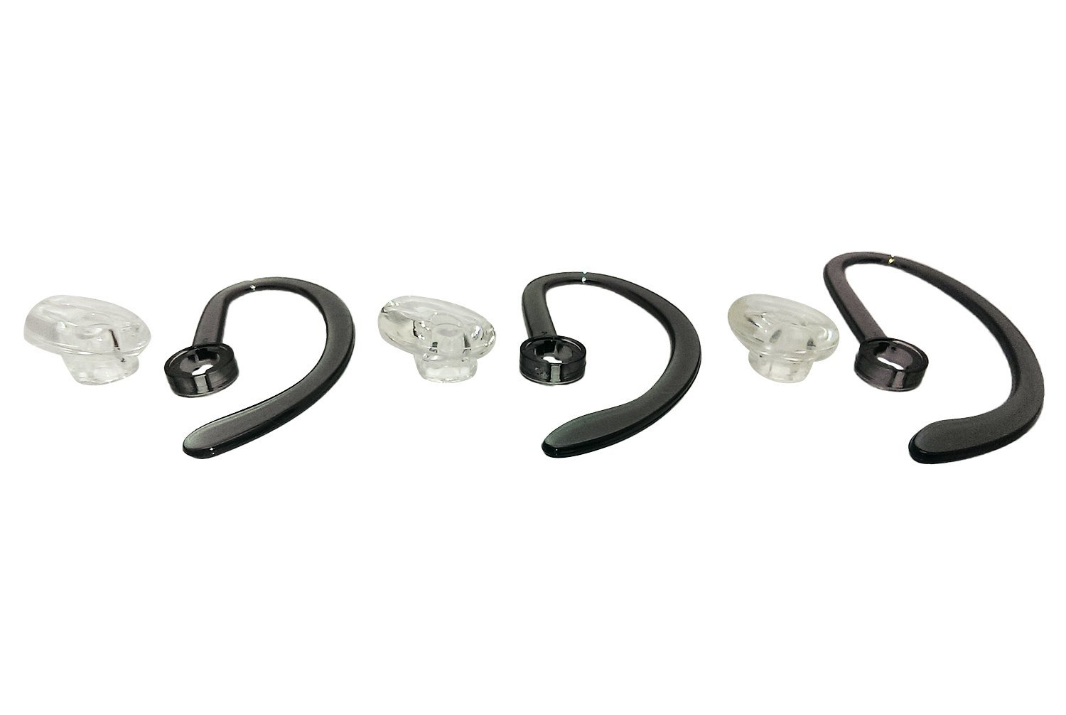 Plantronics Spare Fit Kit for CS540 - Includes: 3 Earloop & 3 Eartips