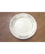 Sterling China Chocolate Plate Serving Dish - $14.97