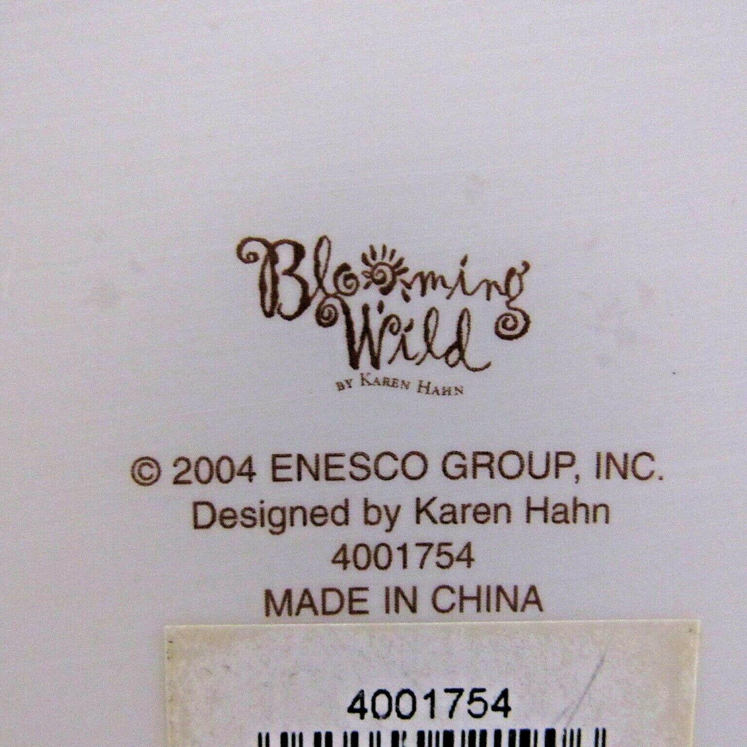 Blooming Wild Two Of Us Figurine Karen Hahn Enesco 4001754 Sisters Friends