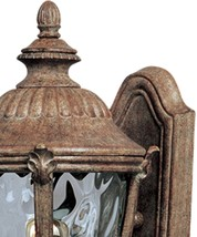 20h Morrow Bay Die-Cast Aluminum 1-Light Outdoor Wall Mount Earth Tone - $128.00