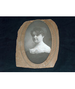 Antique Womens Cut Out Graduation Photo Picture? 19th Early 20th Century... - $9.18
