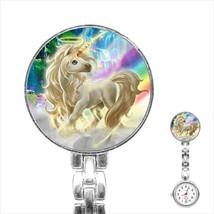 Nurses Watch unicorn rainbow docs doctor  nurse - $18.00