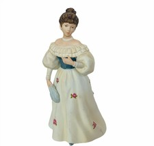 Homco Figurine Home Interior Gift Mary 1983 vtg Victorian Lady Fashion f... - $49.45