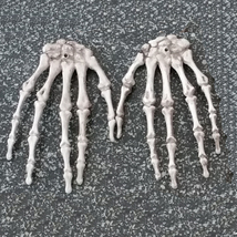 Halloween Masquerade Skeleton Claws Horror Funny Cosplay Props Costume Ball - $13.99