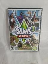 The Sims 3: Pets (Windows/Mac, 2011) Expansion Pack PC Computer Game w/ Key Code - $8.90