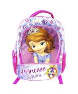 NEW Disney Sofia the First Princess School Royal Prep Academy Backpack 1... - $29.99