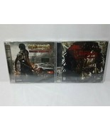 DEAD RISING 3 & DEAD ISLAND: RIPTIDE - 2 VIDEO GAME SOUNDTRACK CDs - FRE... - $28.05