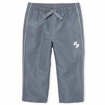 The Children's Place Baby Boys Active Wind Pants, Slate, 18-24MONTH - $16.60