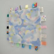 Vintage Original Taggies Little Blanket Blankie Security Fleece Cloud Star - $49.49