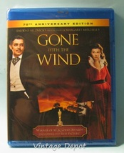 BRAND NEW Gone with the Wind - 70th Anniversary Edition - Blu-ray disc - $23.99