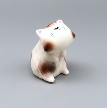 """Max Toy Cyclops One-Eyed Cat Mini - Rare """"Secret"""" Painted Version image 2"""